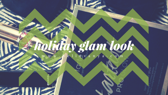 holidayglamlook