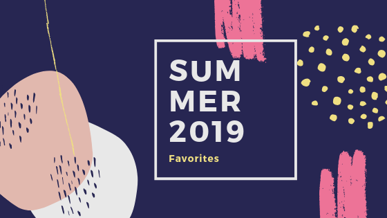 SUMMER2019FAVES